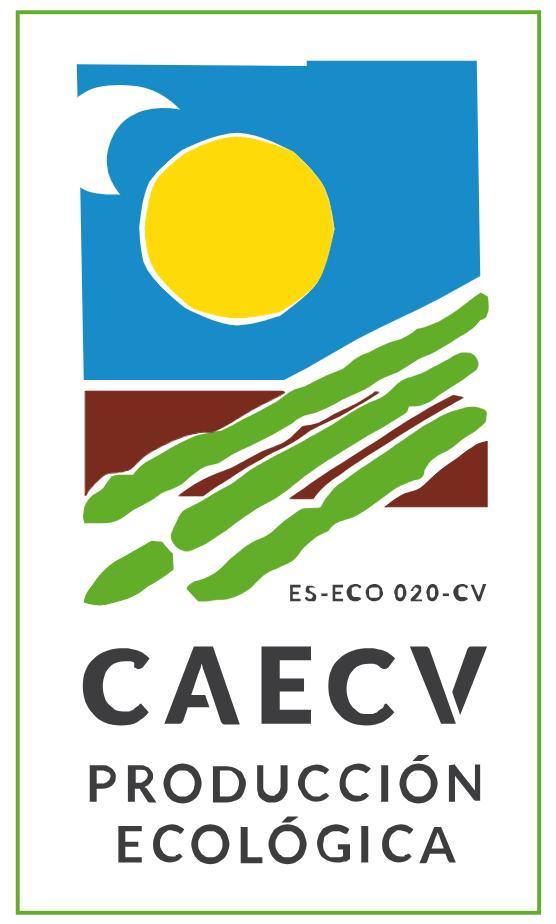 Certificado de agricultura ecologicoa