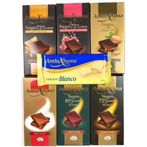 Comprar chocolates mercadona hacendado