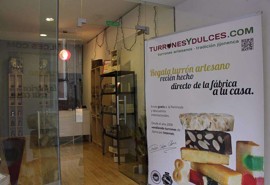 Escaparate turronesydulces.com