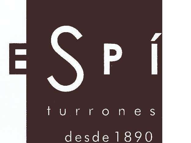 Logo Turrones Espí