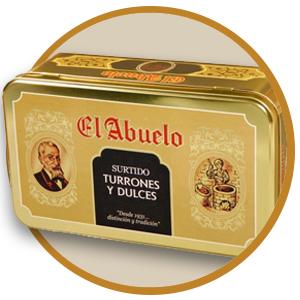 Lotes de Turron El Abuelo