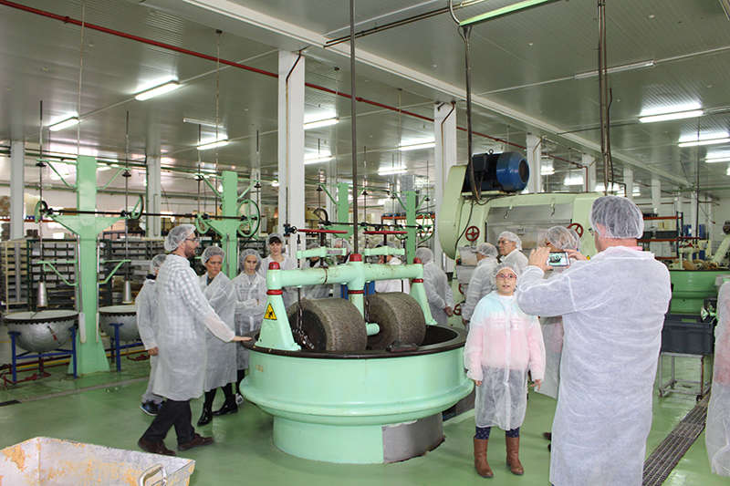 Visitar Fábrica de Turrón en Jijona